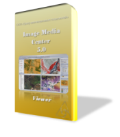 """FREE EDITION of """"Image Media Center 5.0 Viewer"""" is available for download"""