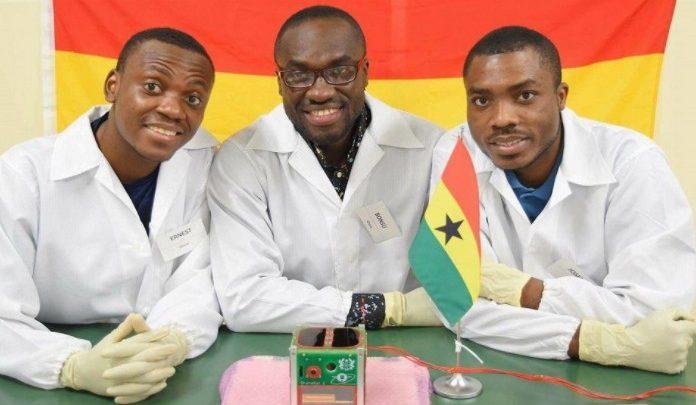 Африканцы начали покорять космическое пространство