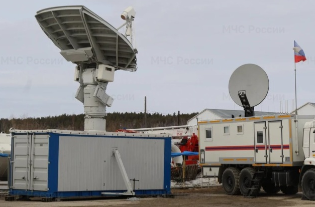 A joint project of Center for Innovative Technologies LLC and the Ministry of Emergency Situations of Russia