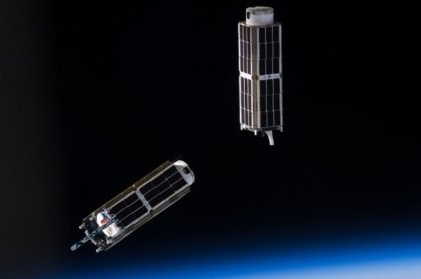 Scientists have found a way to double the data transfer rate between nanosatellites
