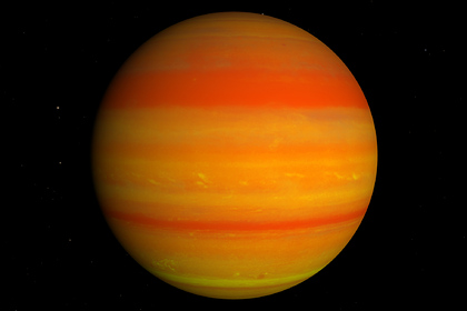 Astronomers have discovered clouds on hot Saturn