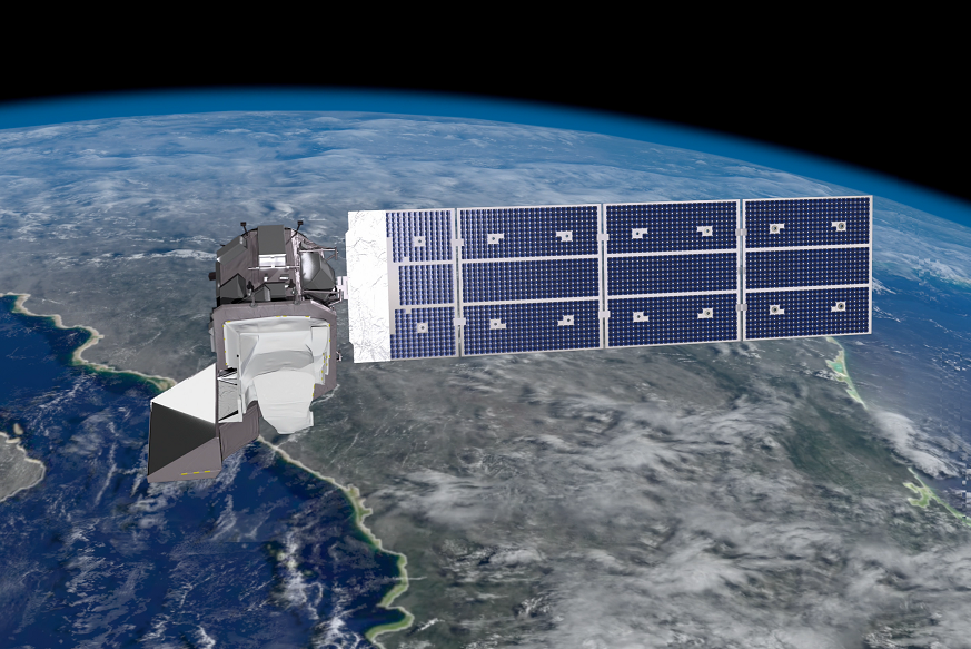 NASA has launched a new Landsat 9 satellite to monitor the Earth